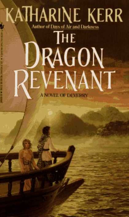 Bestselling Sci-Fi/ Fantasy (2007) - The Dragon Revenant (Deverry Series, Book Four) by Katharine Kerr
