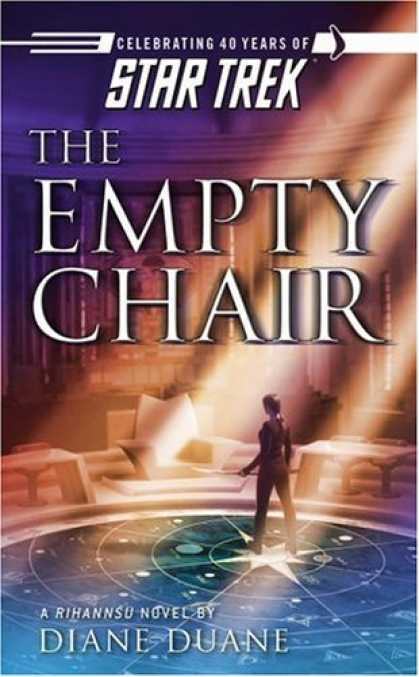 Bestselling Sci-Fi/ Fantasy (2007) - The Empty Chair (Star Trek: Rihannsu, Book 5) by Diane Duane