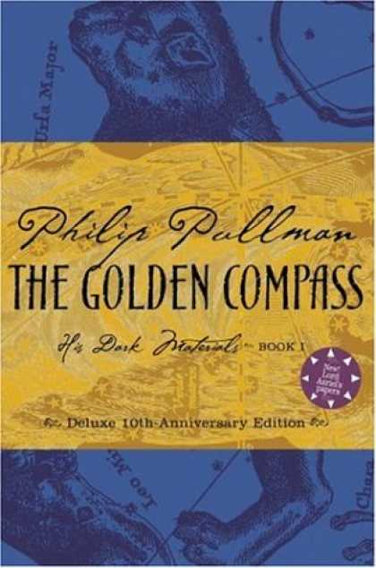 Bestselling Sci-Fi/ Fantasy (2007) - The Golden Compass, Deluxe 10th Anniversary Edition (His Dark Materials, Book 1)