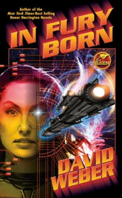 Bestselling Sci-Fi/ Fantasy (2007) - In Fury Born (Fury) by David Weber