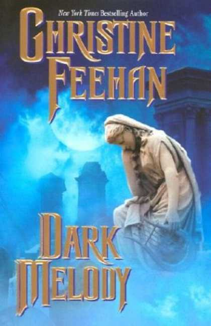 Bestselling Sci-Fi/ Fantasy (2007) - Dark Melody (The Carpathians (Dark) Series, Book 10) by Christine Feehan