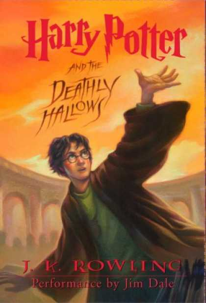 Bestselling Sci-Fi/ Fantasy (2007) - Harry Potter and the Deathly Hallows (Book 7) by J.K. Rowling