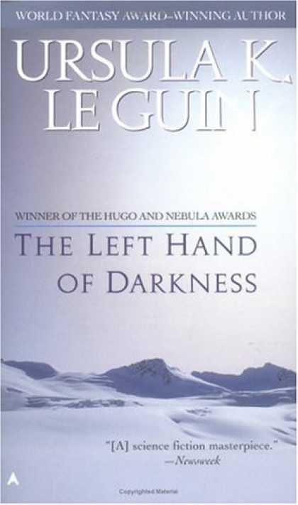 Bestselling Sci-Fi/ Fantasy (2007) - The Left Hand of Darkness by Ursula K. Le Guin