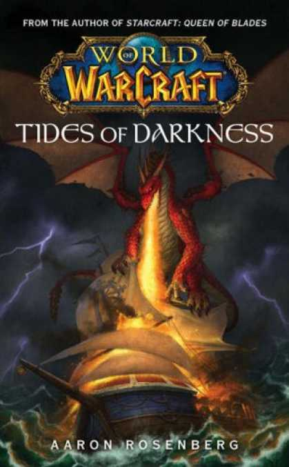 Bestselling Sci-Fi/ Fantasy (2007) - Warcraft: World of Warcraft: Tides of Darkness: World of Warcraft (Worlds of War