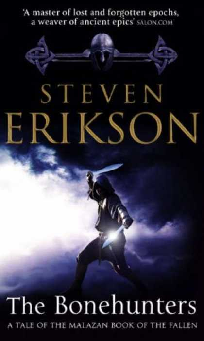 Bestselling Sci-Fi/ Fantasy (2007) - The Bonehunters (Malazan Book of the Fallen, Book 6) by Steven Erikson