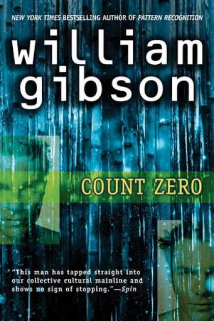Bestselling Sci-Fi/ Fantasy (2007) - Count Zero by William Gibson
