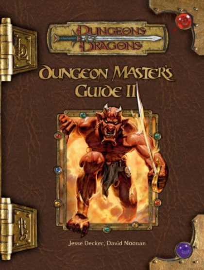 Bestselling Sci-Fi/ Fantasy (2007) - Dungeon Master's Guide II (Dungeons & Dragons d20 3.5 Fantasy Roleplaying Supple