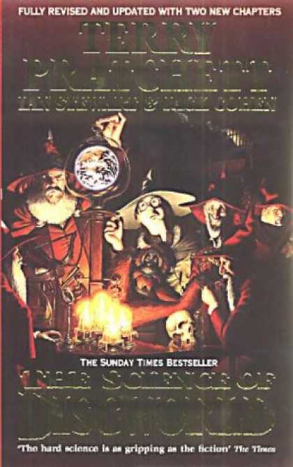 Bestselling Sci-Fi/ Fantasy (2007) - Science of Discworld by Terry Pratchett