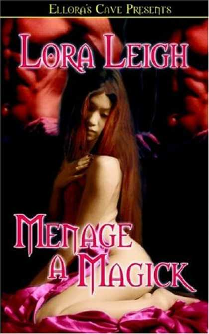 Bestselling Sci-Fi/ Fantasy (2007) - Wizard Twins: Menage a Magick (Book 1) by Lora Leigh