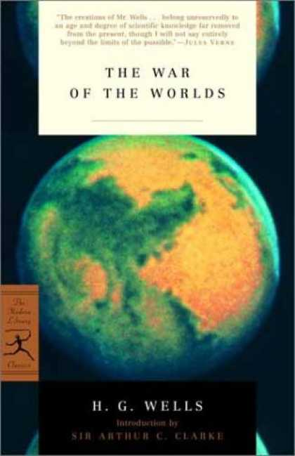 Bestselling Sci-Fi/ Fantasy (2007) - The War of the Worlds (Modern Library Classics) by H. G. Wells
