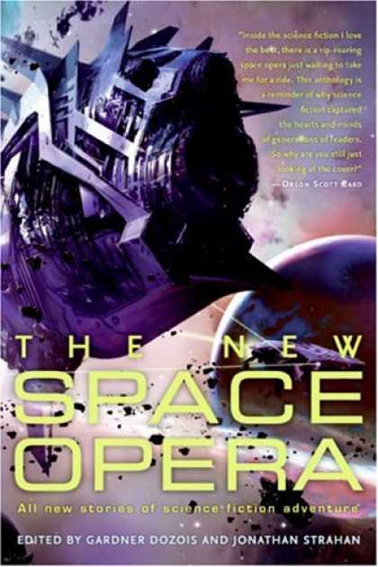 Bestselling Sci-Fi/ Fantasy (2007) - The New Space Opera
