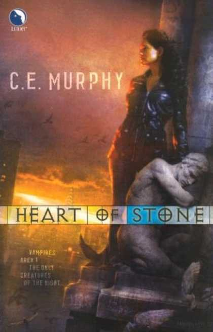 Bestselling Sci-Fi/ Fantasy (2007) - Heart of Stone (The Negotiator Trilogy, Book 1) by C.E. Murphy