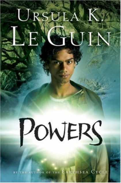 Bestselling Sci-Fi/ Fantasy (2007) - Powers (Annals of the Western Shore) by Ursula K. Le Guin