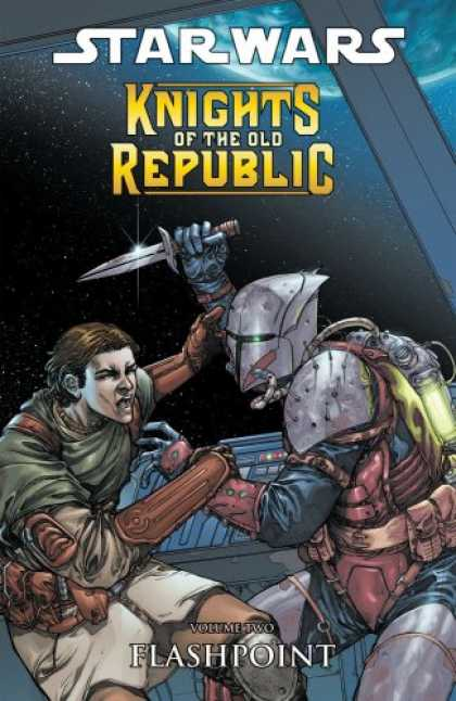Bestselling Sci-Fi/ Fantasy (2007) - Star Wars: Knights Of The Old Republic Volume 2 - Flashpoint (Star Wars: Knights