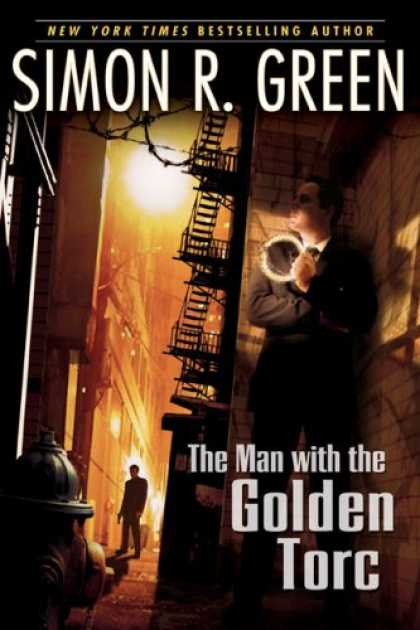 Bestselling Sci-Fi/ Fantasy (2007) - The Man With the Golden Torc by Simon R. Green