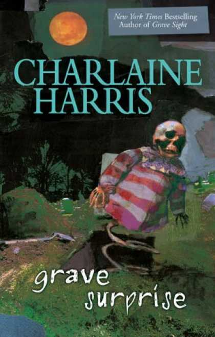 Bestselling Sci-Fi/ Fantasy (2007) - Grave Surprise (Harper Connelly Mysteries, No. 2) by Charlaine Harris