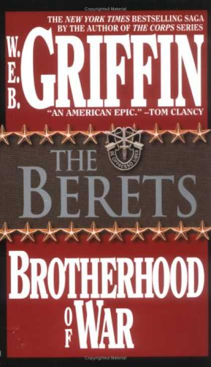 Bestselling Sci-Fi/ Fantasy (2007) - The Berets: Brotherhood of War 05 (Brotherhood of War) by W. E. B. Griffin