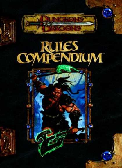 Bestselling Sci-Fi/ Fantasy (2007) - Rules Compendium (Dungeons & Dragons d20 3.5 Fantasy Roleplaying)