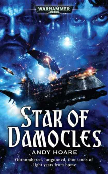 Bestselling Sci-Fi/ Fantasy (2007) - Star of Damocles (Rogue Trader) by Andy Hoare