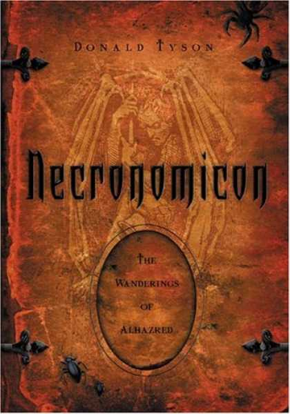 Bestselling Sci-Fi/ Fantasy (2007) - Necronomicon: The Wanderings of Alhazred by Donald Tyson