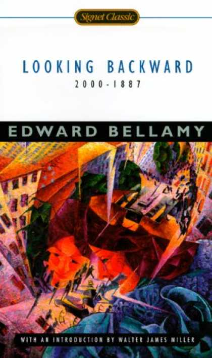 Bestselling Sci-Fi/ Fantasy (2007) - Looking Backward (Signet Classics) by Edward Bellamy