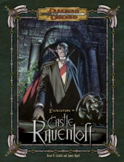 Bestselling Sci-Fi/ Fantasy (2007) - Expedition to Castle Ravenloft (Dungeons & Dragons d20 3.5 Fantasy Roleplaying S