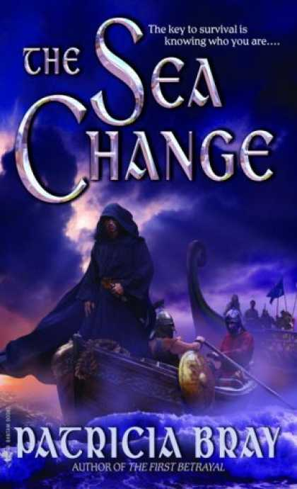 Bestselling Sci-Fi/ Fantasy (2007) - The Sea Change (Bantam Fantasy) by Patricia Bray