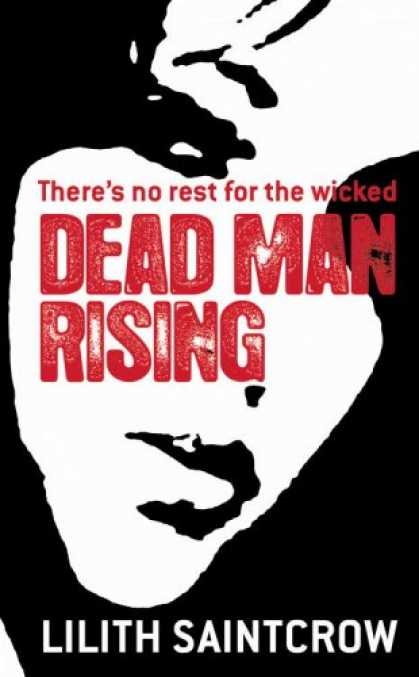 Bestselling Sci-Fi/ Fantasy (2007) - Dead Man Rising (Dante Valentine, Book 2) by Lilith Saintcrow