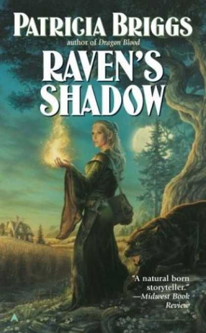 Bestselling Sci-Fi/ Fantasy (2007) - Raven's Shadow (The Raven Duology, Book 1) by Patricia Briggs