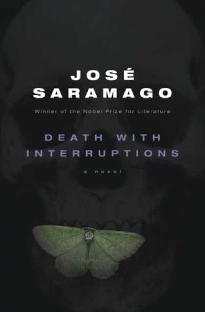 Bestselling Sci-Fi/ Fantasy (2008) - Death with Interruptions by Jose Saramago