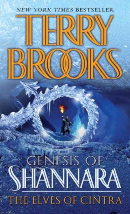 Bestselling Sci-Fi/ Fantasy (2008) - The Elves of Cintra (Genesis of Shannara) by Terry Brooks