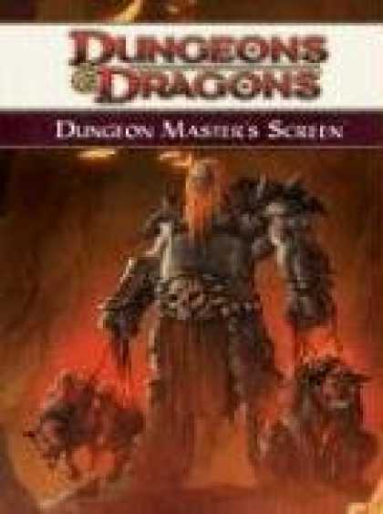 Bestselling Sci-Fi/ Fantasy (2008) - Dungeons & Dragons Dungeon Master's Screen