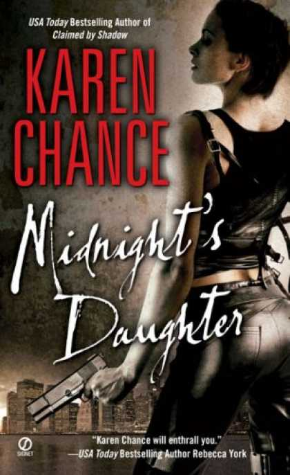 Bestselling Sci-Fi/ Fantasy (2008) - Midnight's Daughter (Dorina Basarab, Dhampir, Book 1) by Karen Chance