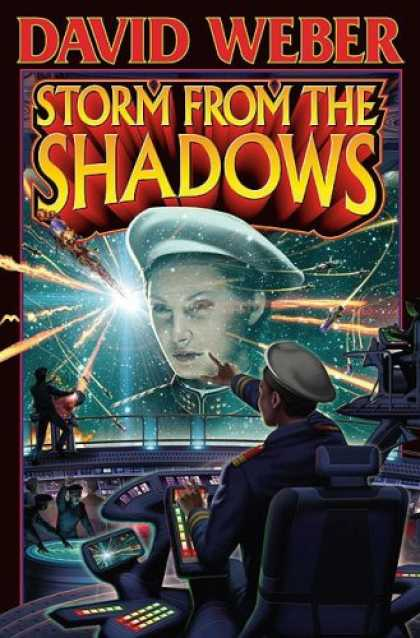 Bestselling Sci-Fi/ Fantasy (2008) - Storm from the Shadows by David Weber