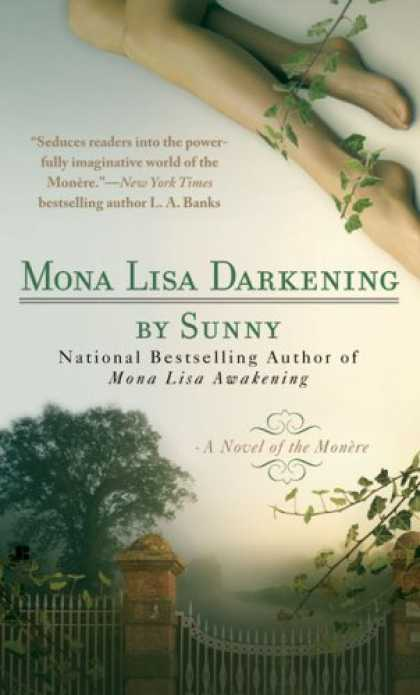 Bestselling Sci-Fi/ Fantasy (2008) - Mona Lisa Darkening (Monere: Children of the Moon, Book 4) by Sunny