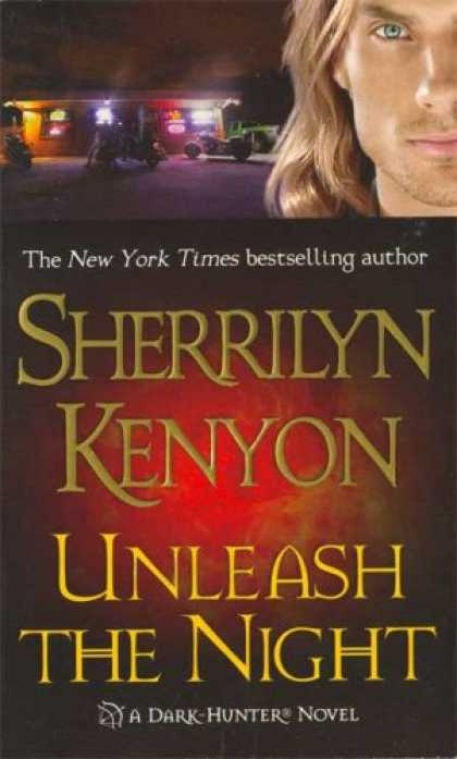 Bestselling Sci-Fi/ Fantasy (2008) - Unleash the Night (Dark-Hunter, Book 9) by Sherrilyn Kenyon