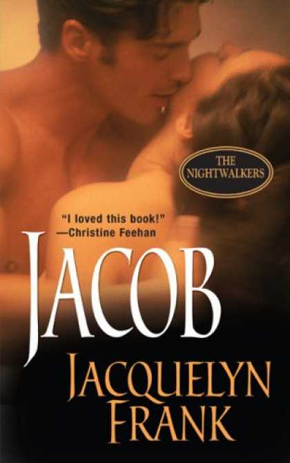 Bestselling Sci-Fi/ Fantasy (2008) - Jacob (The Nightwalkers, Book 1) by Jacquelyn Frank