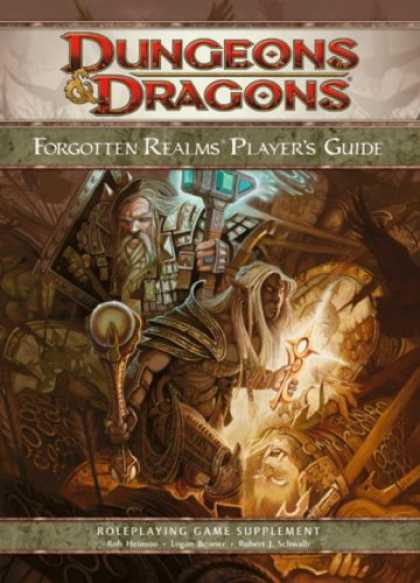 Bestselling Sci-Fi/ Fantasy (2008) - Forgotten Realms Player's Guide: A 4th Edition D&D Supplement (Forgotten Realms
