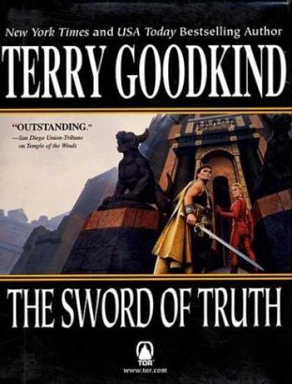 Bestselling Sci-Fi/ Fantasy (2008) - The Sword of Truth Box Set, Books 4-6: Temple of the Winds; Soul of the Fire; Fa
