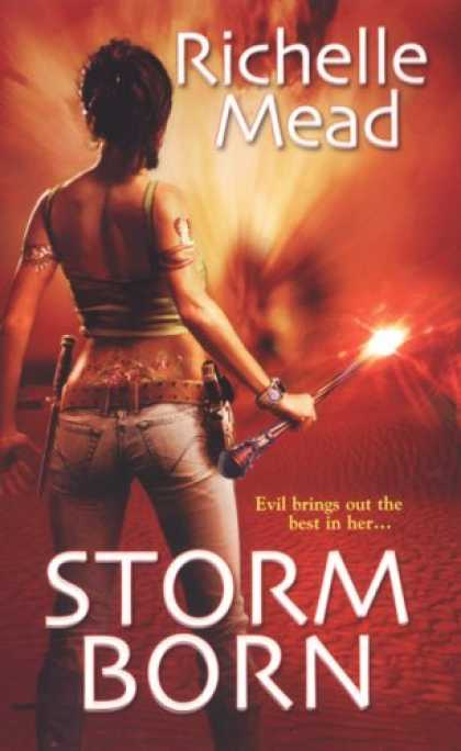 Bestselling Sci-Fi/ Fantasy (2008) - Storm Born (Dark Swan, Book 1) by Richelle Mead