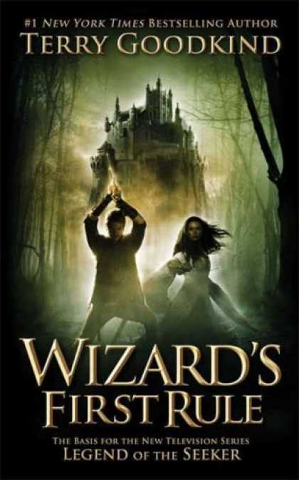 Bestselling Sci-Fi/ Fantasy (2008) - Wizard's First Rule (The Sword of Truth) by Terry Goodkind