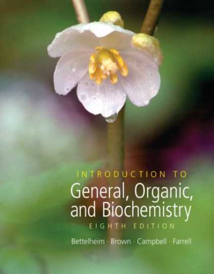 Bestselling Sci-Fi/ Fantasy (2008) - Introduction to General, Organic and Biochemistry (with CD-ROM and CengageNOW Pr