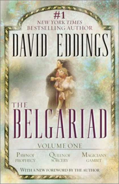 Bestselling Sci-Fi/ Fantasy (2008) - The Belgariad, Vol. 1 (Books 1-3): Pawn of Prophecy, Queen of Sorcery, Magician'