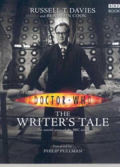 Bestselling Sci-Fi/ Fantasy (2008) - Doctor Who: The Writer's Tale by Russell T. Davies