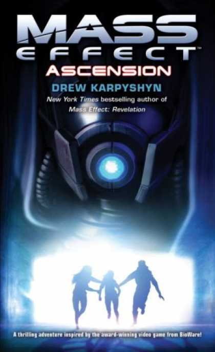 Bestselling Sci-Fi/ Fantasy (2008) - Mass Effect: Ascension by Drew Karpyshyn