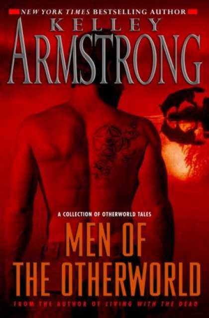 Bestselling Sci-Fi/ Fantasy (2008) - Men of the Otherworld by Kelley Armstrong