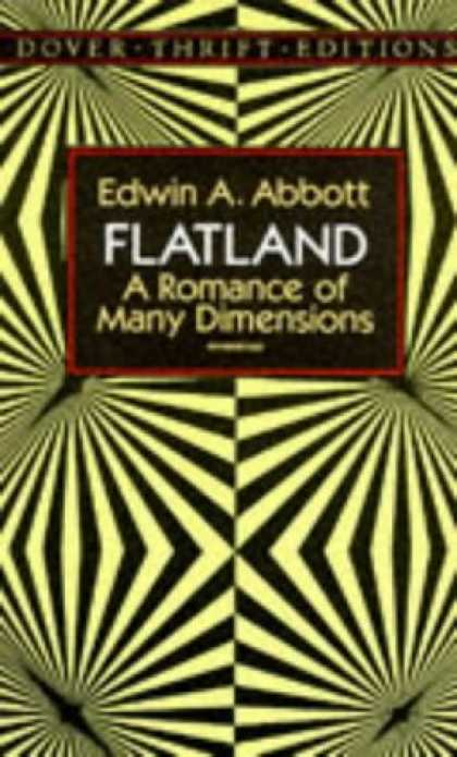 Bestselling Sci-Fi/ Fantasy (2008) - Flatland: A Romance of Many Dimensions (Dover Thrift Editions) by Edwin A. Abbot