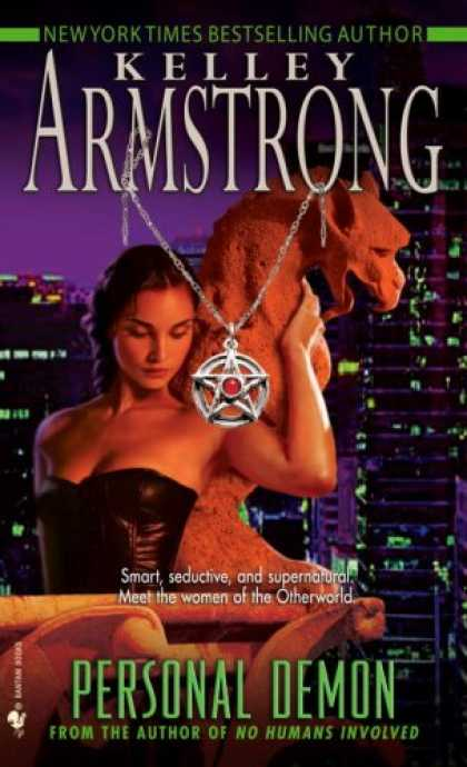 Bestselling Sci-Fi/ Fantasy (2008) - Personal Demon (Women of the Otherworld, Book 8) by Kelley Armstrong