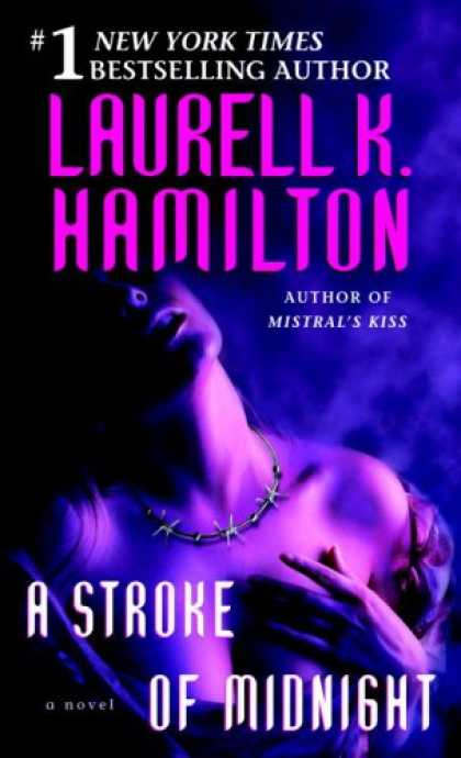 Bestselling Sci-Fi/ Fantasy (2008) - A Stroke of Midnight (Meredith Gentry, Book 4) by Laurell K. Hamilton
