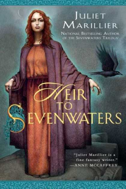 Bestselling Sci-Fi/ Fantasy (2008) - Heir to Sevenwaters by Juliet Marillier